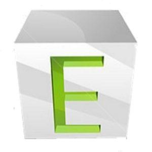 Куб с буквой